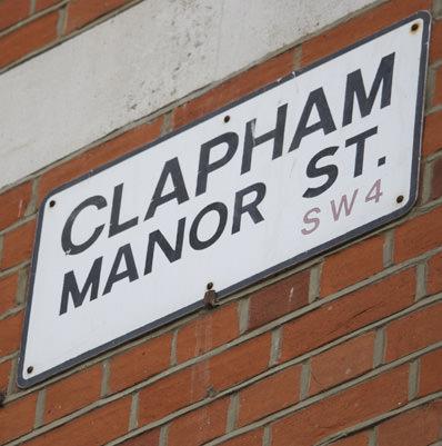 Clapham Manor Street Image