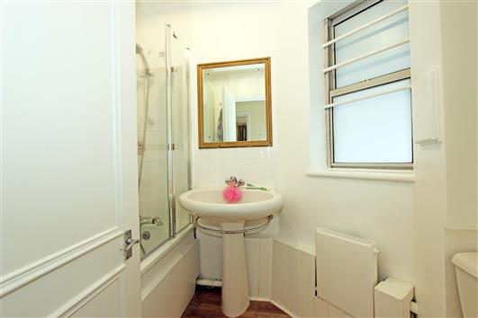Bathroom 1c flat 3 regal court