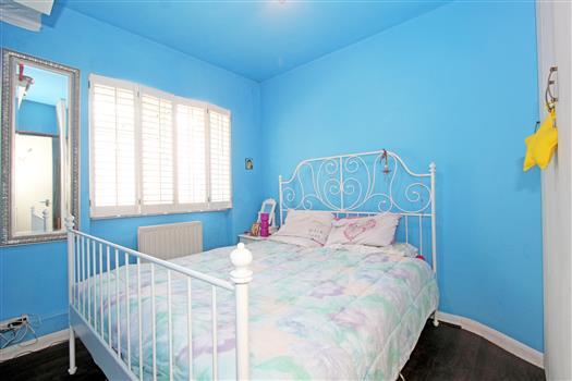Stevenson House Bedroom