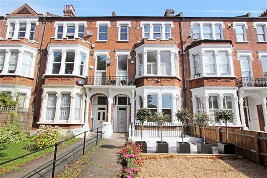 Exterior 1-92a Clapham Common Northside SW4