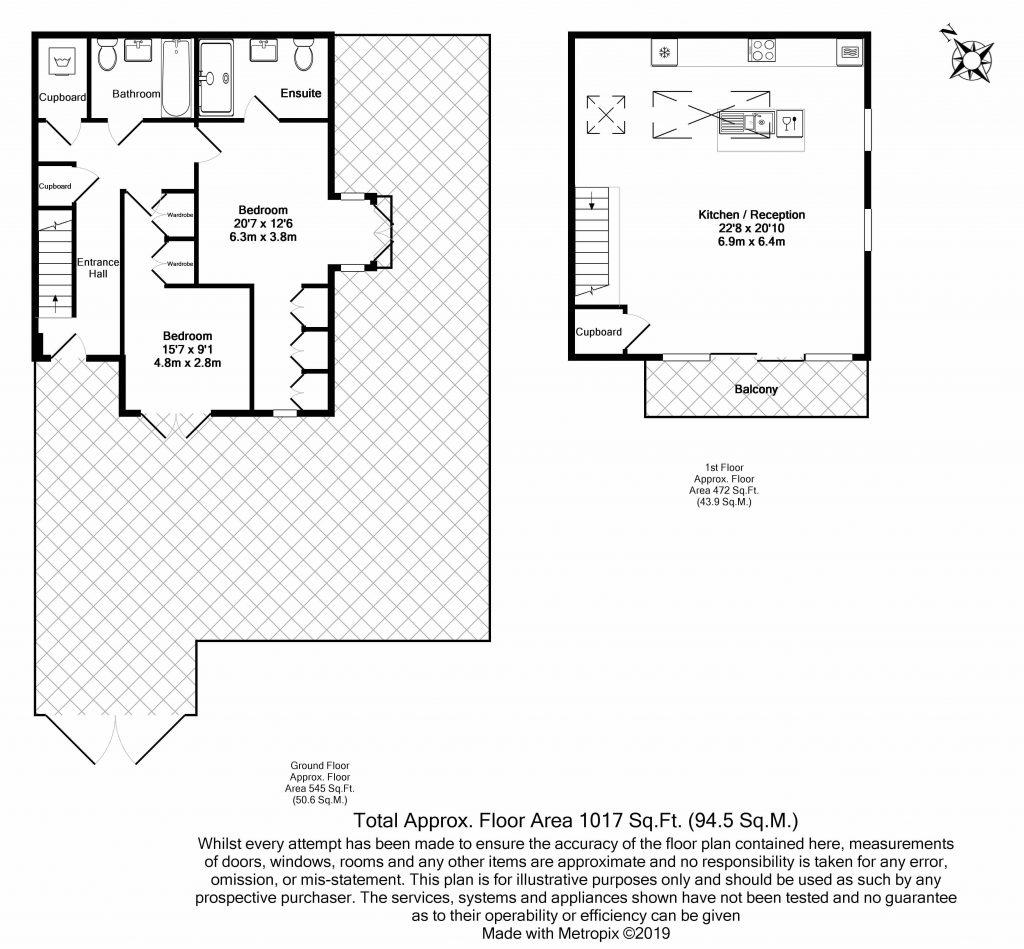 Hambalt Rd Floorplan