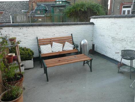 Roof Terrace  Queenstown Road Battersea