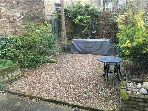 GArden 36 Andalus Road, SW9